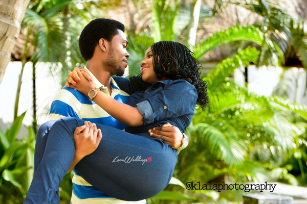 Nigerian Pre Wedding Shoot Eduabasi & Kido Klala Photography LoveweddingsNG 1