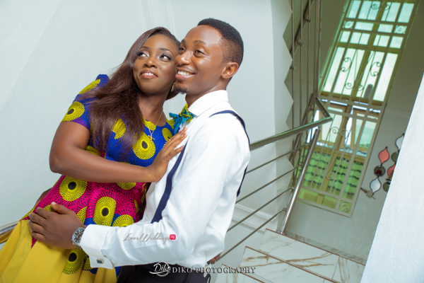 Nigerian Pre-Wedding Shoot Similoluwa and Gbenga Diko Photography LoveweddingsNG 1