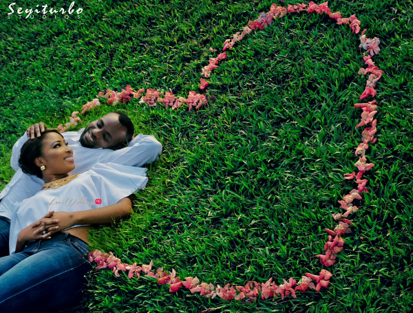 Nigerian PreWedding Shoot Ayomititi LoveweddingsNG 2