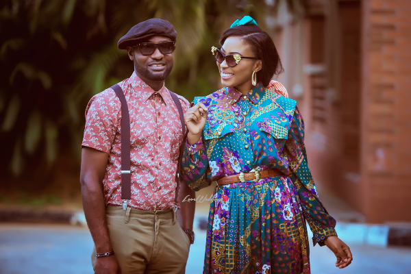 Nigerian PreWedding Shoot Ayomititi LoveweddingsNG 5