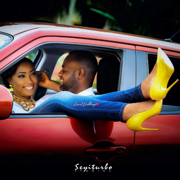 Nigerian PreWedding Shoot Ayomititi LoveweddingsNG 6