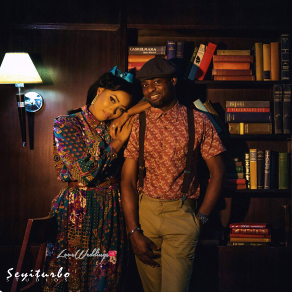 Nigerian PreWedding Shoot Ayomititi LoveweddingsNG