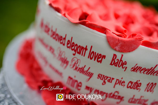 Nigerian Proposals Cake LoveBugs Proposals LoveweddingsNG 1