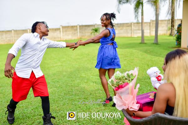 Nigerian Proposals Ejike and Mabel LoveBugs Proposals LoveweddingsNG 10