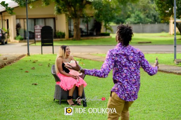 Nigerian Proposals Ejike and Mabel LoveBugs Proposals LoveweddingsNG 13