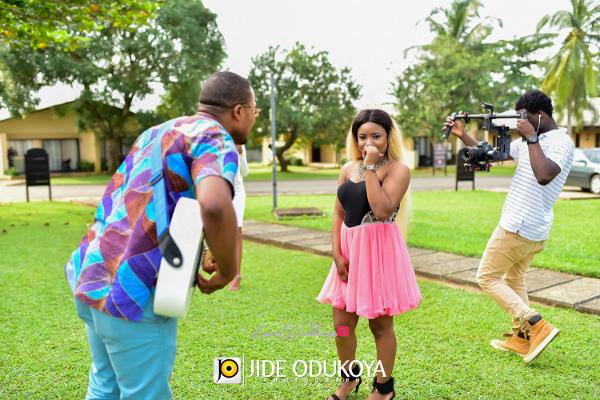 Nigerian Proposals Ejike and Mabel LoveBugs Proposals LoveweddingsNG 4