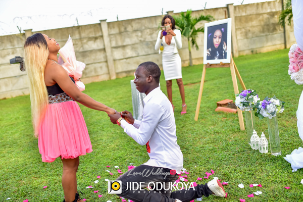 Nigerian Proposals Ejike and Mabel LoveBugs Proposals LoveweddingsNG 41