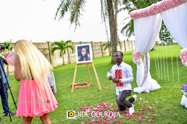 Nigerian Proposals Ejike and Mabel LoveBugs Proposals LoveweddingsNG 43