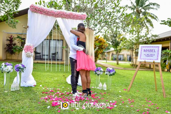 Nigerian Proposals Ejike and Mabel LoveBugs Proposals LoveweddingsNG 46