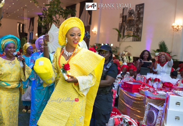 Nigerian Traditional Bride Kunbi Oyelese LoveweddingsNG 1