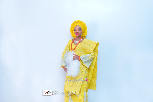 Nigerian Traditional Bride Kunbi Oyelese LoveweddingsNG 2