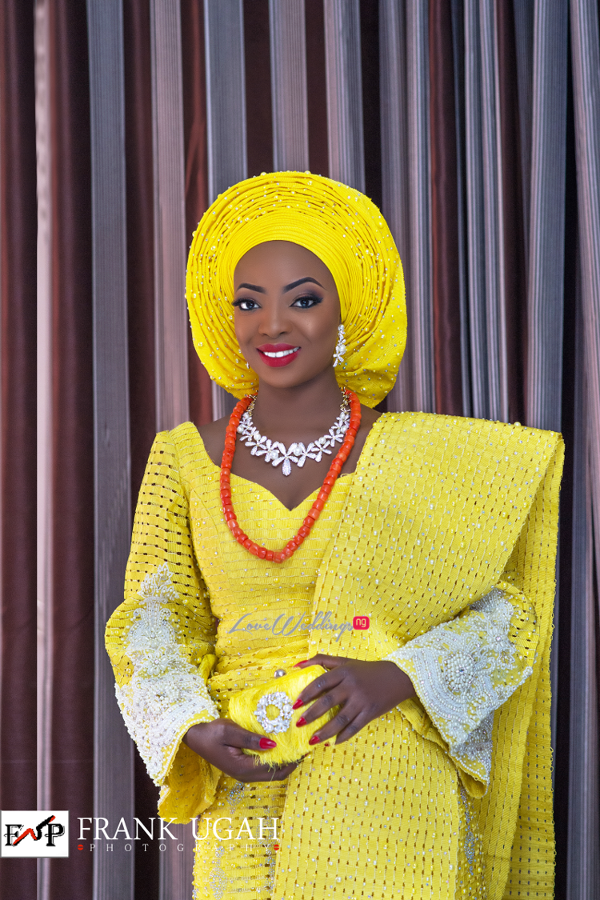Nigerian Traditional Bride Kunbi Oyelese LoveweddingsNG