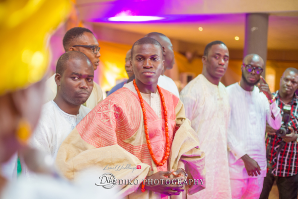 Nigerian Traditional Groom Adefunke & Adebola Diko Photography LoveweddingsNG 1