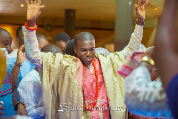 Nigerian Traditional Groom Adefunke & Adebola Diko Photography LoveweddingsNG