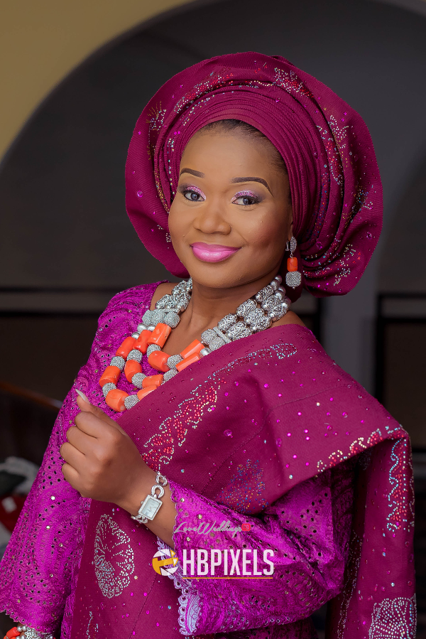 Nigerian Traditional Wedding Bride Dami & Tobi HB Pixels LoveweddingsNG 3