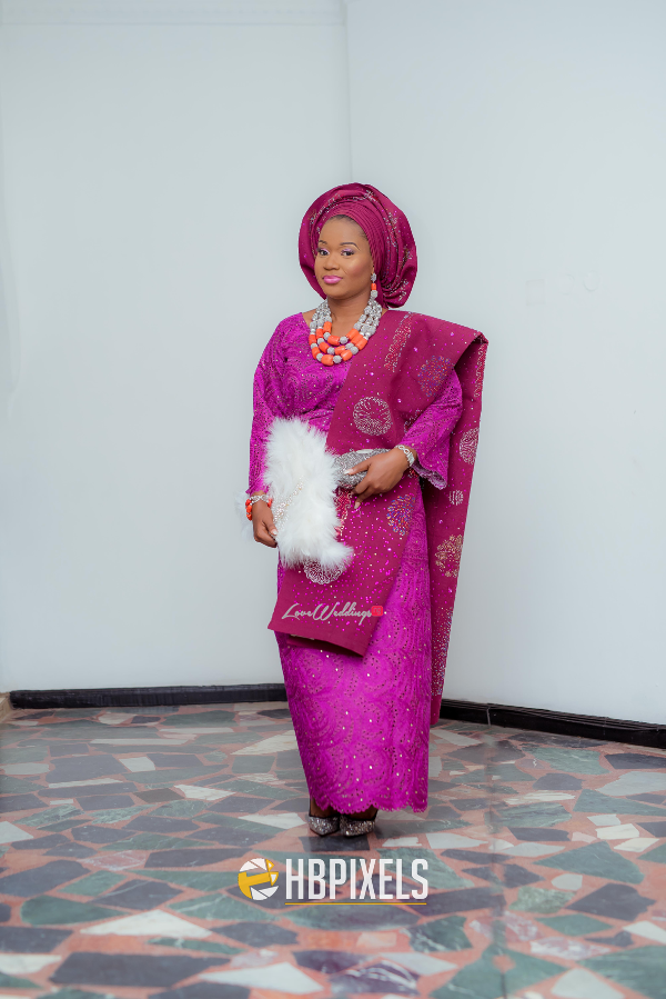Nigerian Traditional Wedding Bride Dami & Tobi HB Pixels LoveweddingsNG 5