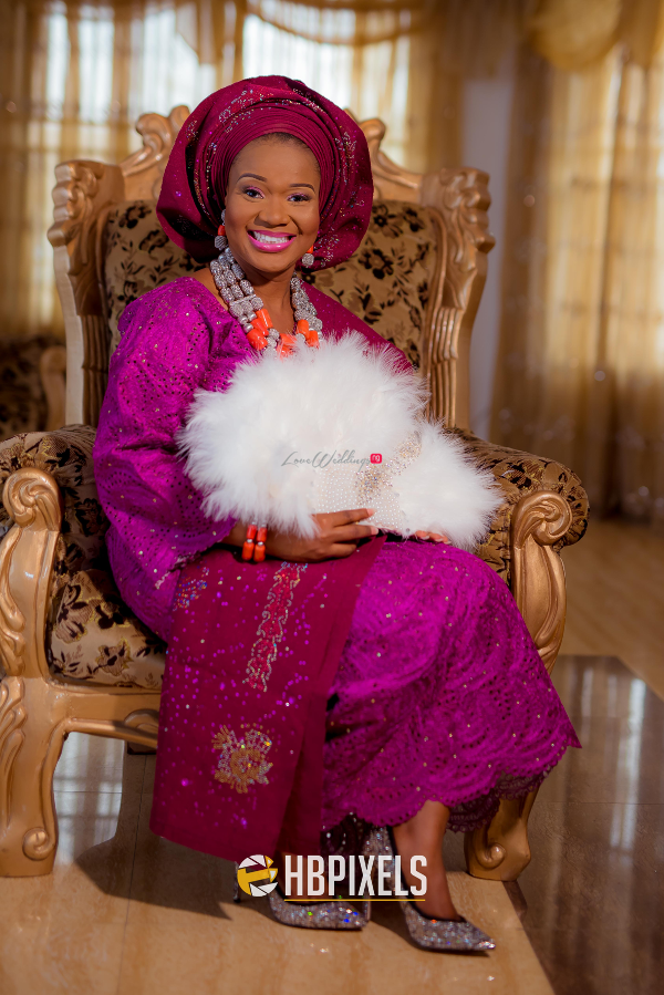 Nigerian Traditional Wedding Bride Dami & Tobi HB Pixels LoveweddingsNG 6