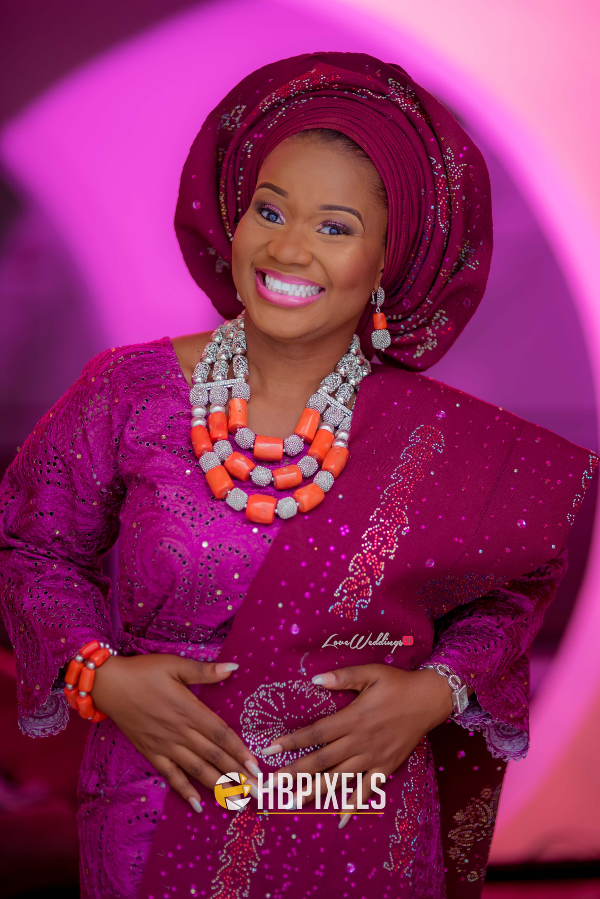 Nigerian Traditional Wedding Bride Dami & Tobi HB Pixels LoveweddingsNG 7