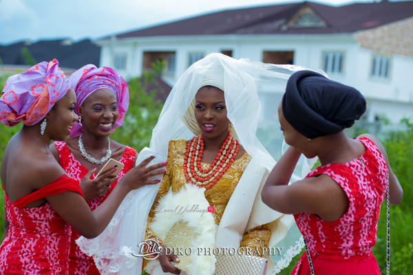 Nigerian Traditional Wedding Tope and Dami Diko Photography LoveweddingsNG
