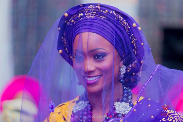 Nigerian Traditional Wedding in London Seun and Segun Bride LoveweddingsNG Dazzitto Photography
