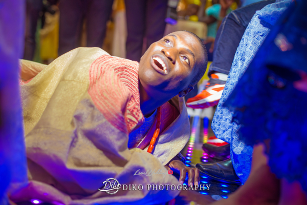 Nigerian Traditional Yoruba Groom Dobae Adefunke & Adebola Diko Photography LoveweddingsNG