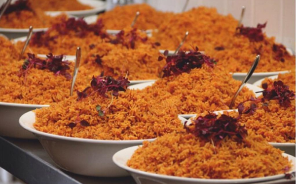 Nigerian UK Wedding Caterer Jollof Rice Eat Jollof London LoveweddingsNG 2
