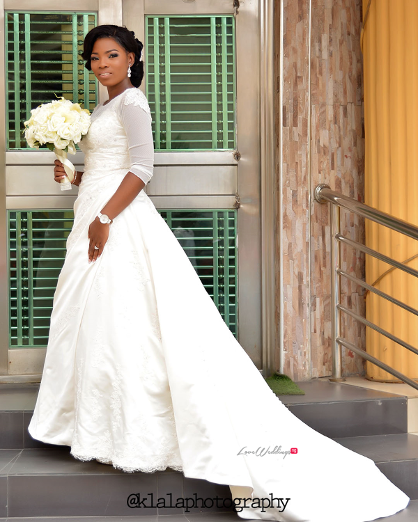 Nigerian Wedding Bride Bukky & Poju Klala Photography LoveweddingsNG