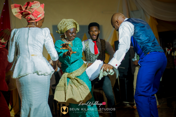 Nigerian Wedding Dance Floor Seun and Tosin Seun Kilanko Studios LoveweddingsNG