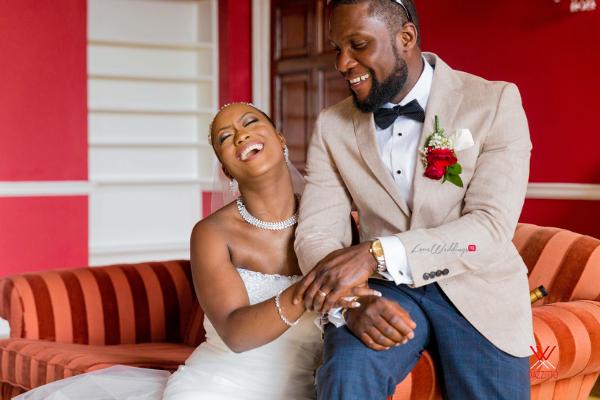 Nigerian Wedding in London Seun and Segun Bride and Groom LoveweddingsNG Dazzitto Photography 7