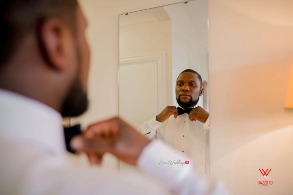 Nigerian Wedding in London Seun and Segun Groom LoveweddingsNG Dazzitto Photography 1