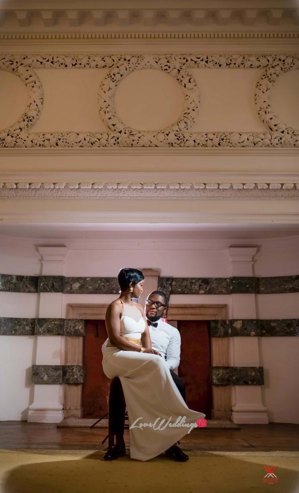 Nigerian Wedding in London Seun and Segun LoveweddingsNG Dazzitto Photography