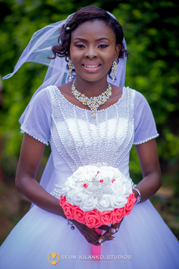 Nigerian White Wedding Bride Seun and Tosin Seun Kilanko Studios LoveweddingsNG