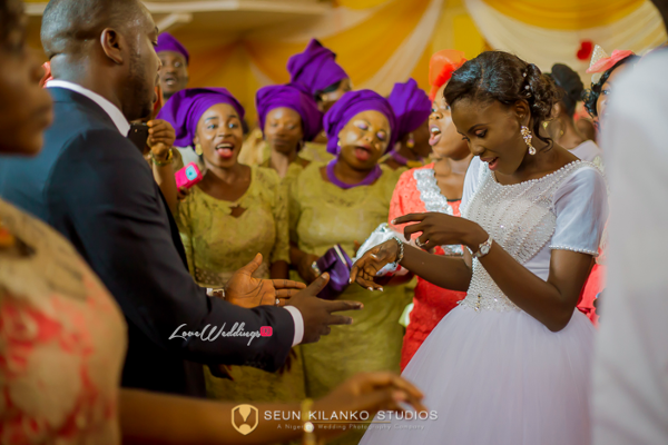 Nigerian White Wedding Bride and Groom Dancing Seun and Tosin Seun Kilanko Studios LoveweddingsNG