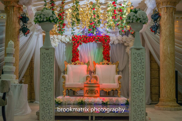 Nigerian White Wedding Decor Mofe Sophie Events by Eki LoveweddingsNG