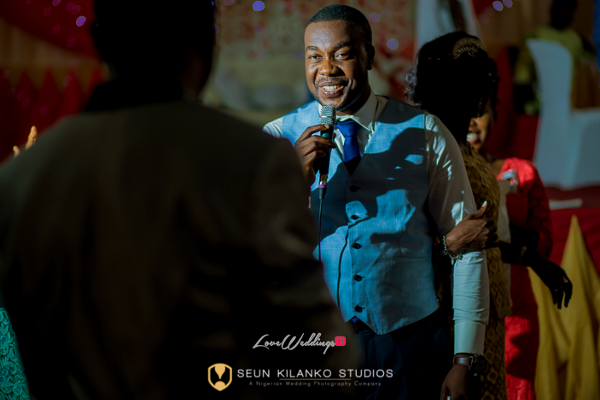 Nigerian White Wedding Groom Vote od Thanks Seun and Tosin Seun Kilanko Studios LoveweddingsNG