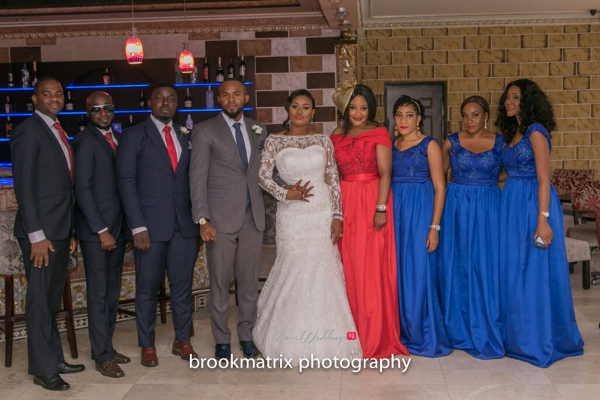 Nigerian White Wedding Mofe Sophie Events by Eki LoveweddingsNG 13