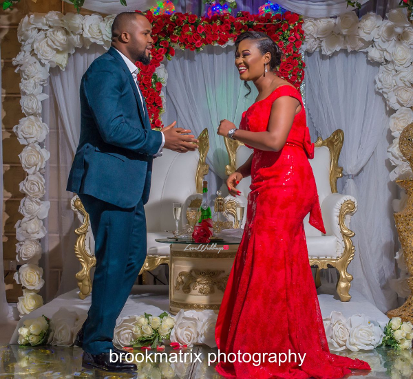 Nigerian White Wedding Mofe Sophie Events by Eki LoveweddingsNG 24