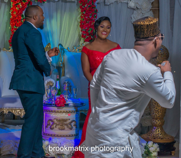 Nigerian White Wedding Mofe Sophie Events by Eki LoveweddingsNG 28