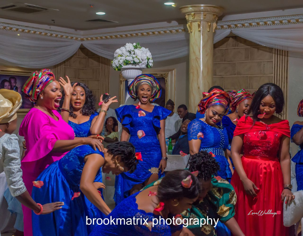 Nigerian White Wedding Mofe Sophie Events by Eki LoveweddingsNG 36