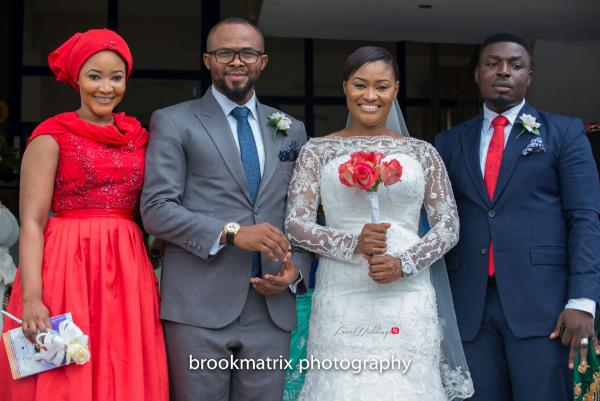 Nigerian White Wedding Mofe Sophie Events by Eki LoveweddingsNG 5