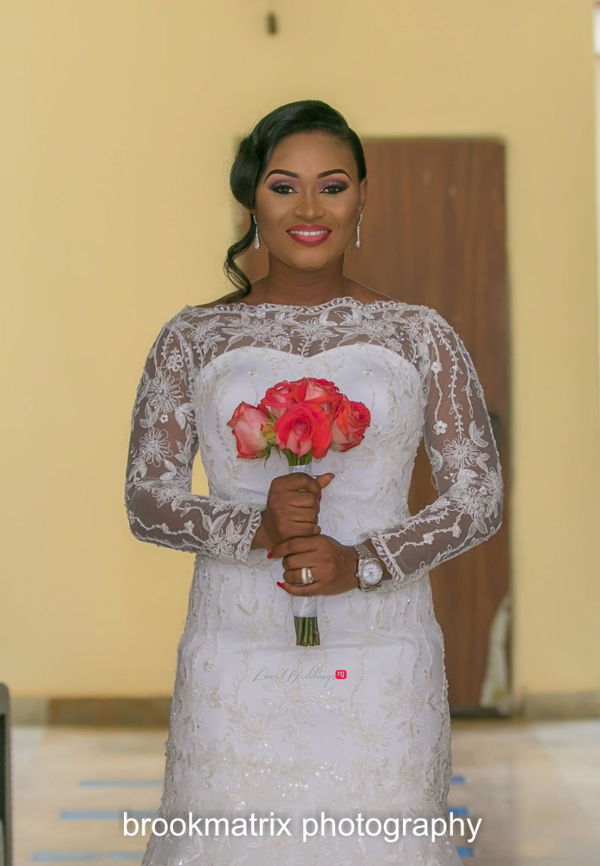 Nigerian White Wedding Mofe Sophie Events by Eki LoveweddingsNG 8