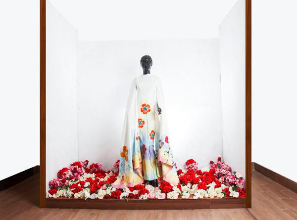 O'Saunders Dreamy Gardens of Marie - Autumn Winter 2016 LoveweddingsNG 12