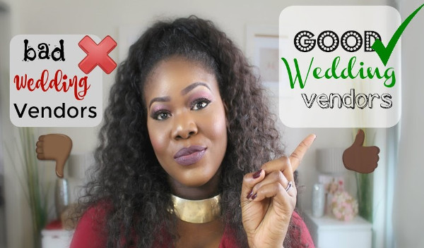Choosing The Right Wedding Vendors - Get Wedding Ready Wura Manola LoveweddingsNG