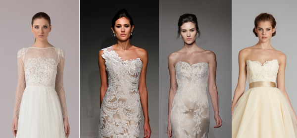 Up to 70% off Designer Bridal Gowns at the Les Trois Soeurs Designer Sample Sale