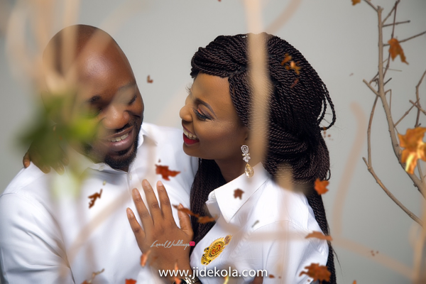 Becoming The Adelekes!! Ibukun & Joke's Engagement Shoot | Jide Kola