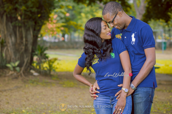 Nigerian Pre Wedding Shoot Lamide and Biodun Seun Kilanko Studios LoveweddingsNG 3