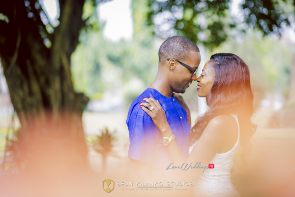 Nigerian Pre Wedding Shoot Lamide and Biodun Seun Kilanko Studios LoveweddingsNG 8