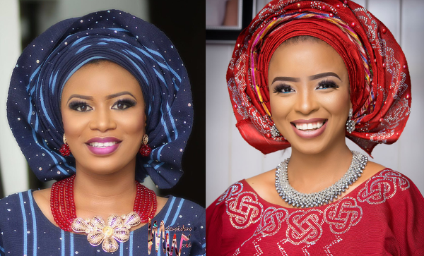 Aso-Oke Head to Toe Traditional Bridal Inspiration | Volume 2