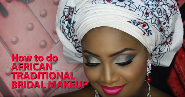 Traditional Nigerian Bridal Makeup Tutorial | Faces of Bodin