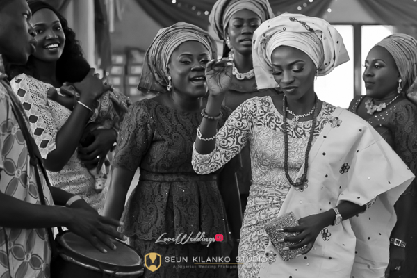 Nigerian Traditional Wedding Lamide and Biodun Seun Kilanko Studios LoveweddingsNG 2